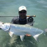 carl ball fishing tarpon awol fishing guide