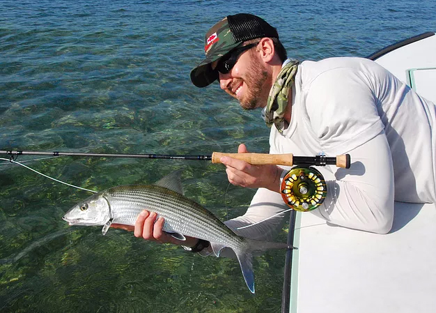 bonefish fly fishing carl ball miami florida