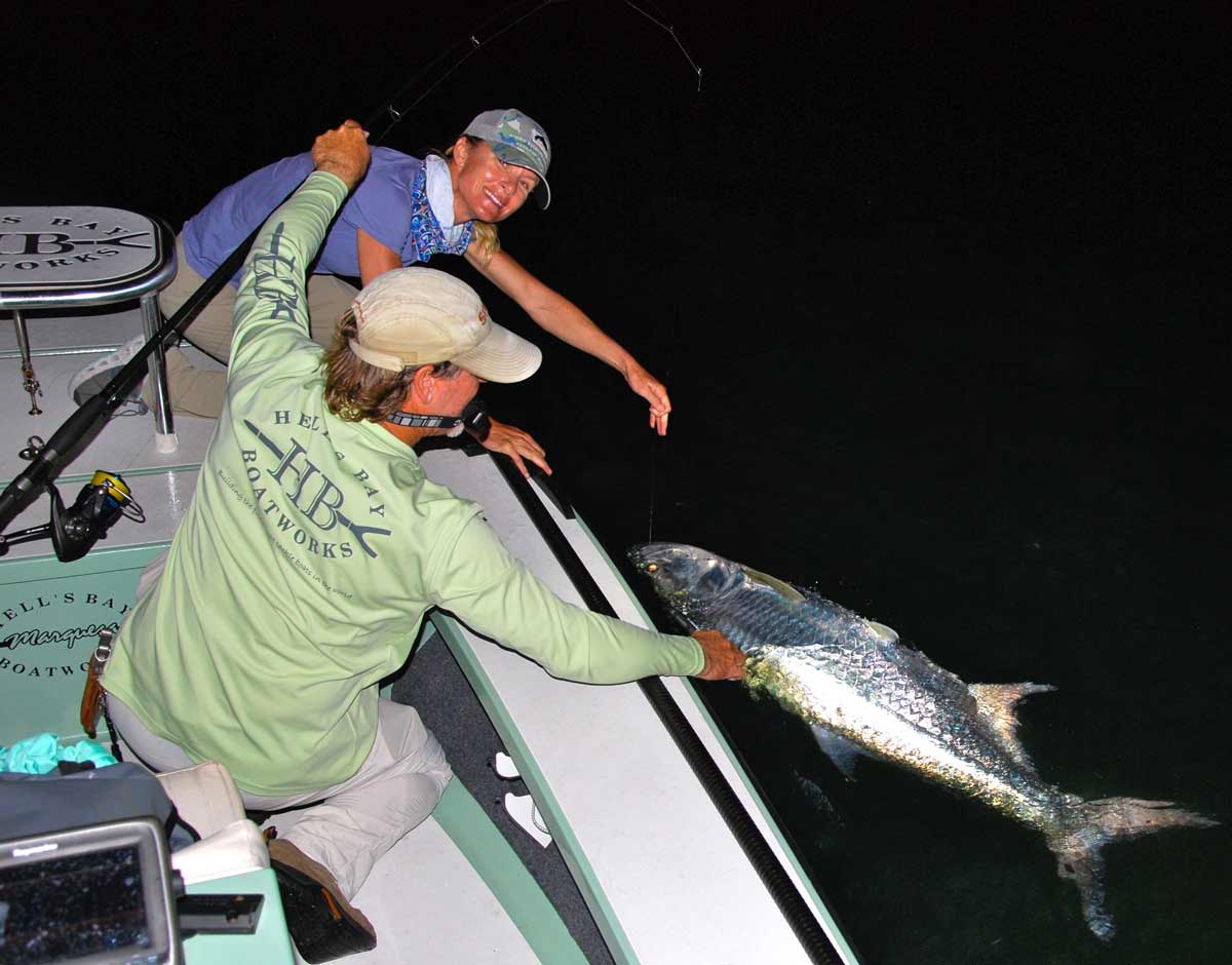 About the captain awol fishing guide for Miami fishing guides